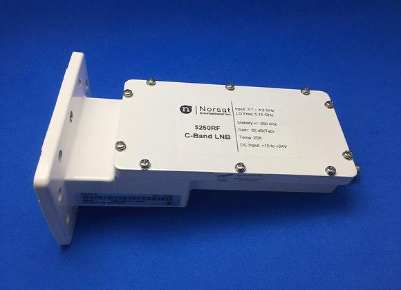 LNB Norsat 5250RF - C band PLL (3.7 - 4.2 GHz)