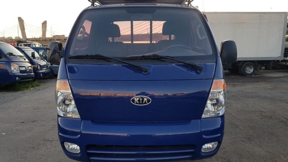 KIA Bongo 1t -cargo truck -5step gear