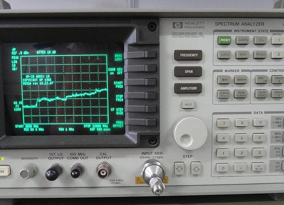 Analisador de Espectro, Funcionamento e Principais Medidas