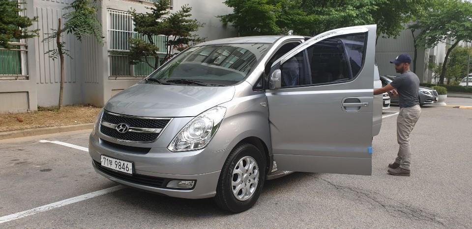H1. Hyundai Grand Starex. 그랜드스타렉스