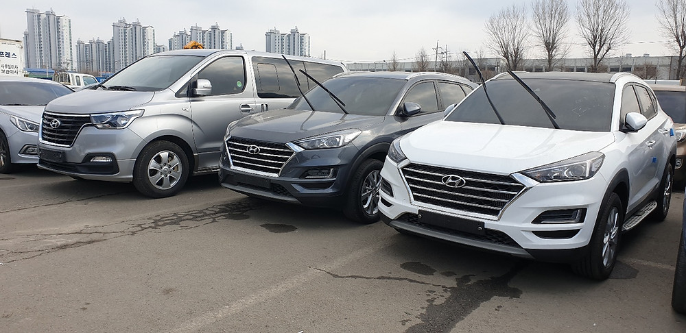 Hyundai Motor, Tucson, Grand_Starex, from Korea. if you are looking for supplier, please contact me through corea-auto.com