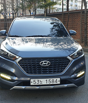 Hyundai Tuscon ix , 1,600cc, Gasoline, 2018 y