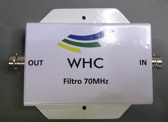 Filtro 70MHz