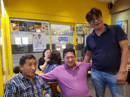 [coche coreano] Korean Used car to Peru. Mir motors. David Joo