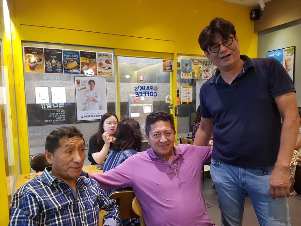 David_Joo, Mir-motors, Peru, coche coreano