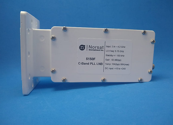 LNB Norsat 5150F - C band PLL (3.4 - 4.2 GHz)