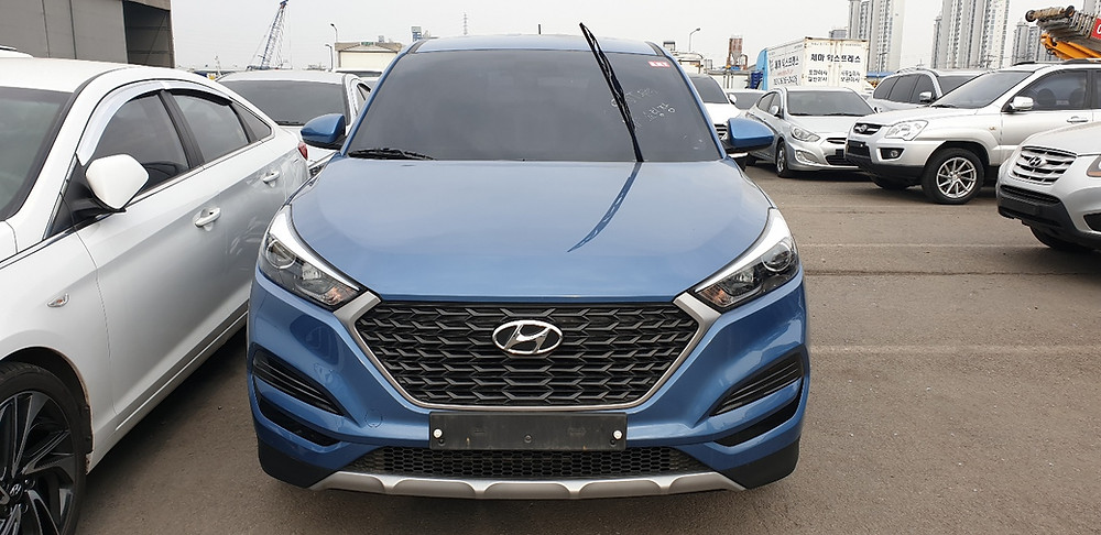 Tucson ix 2017year. diesel, auto transmission. Hyundai Motor, exporter, used car exporter