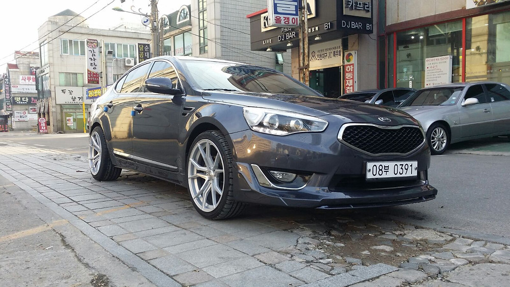 KIA K7, Korean used car for sale. KIA Motors