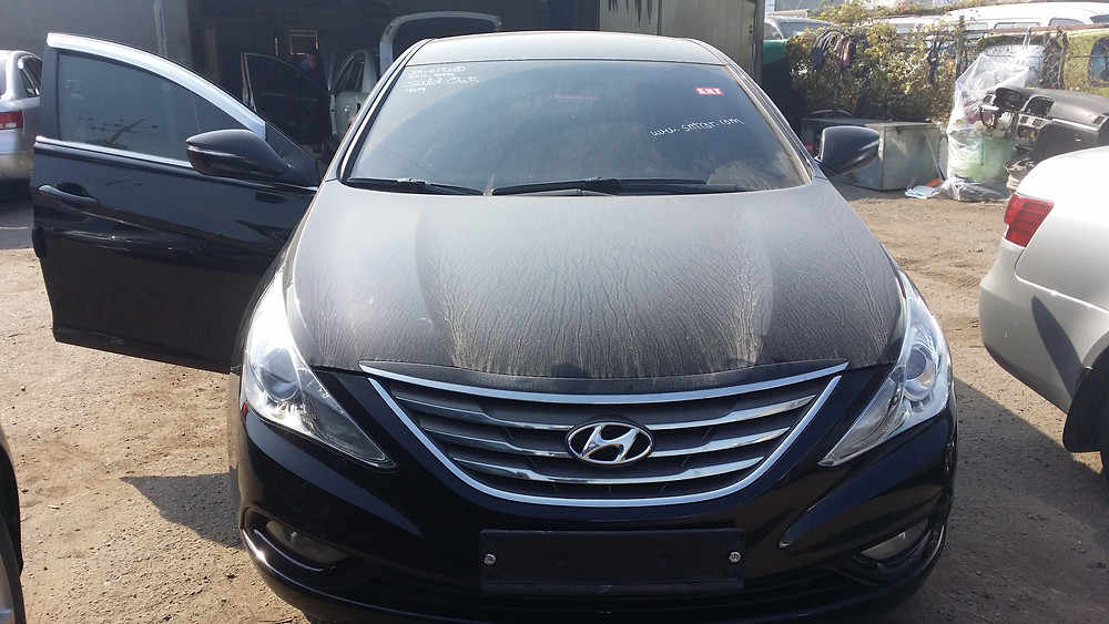 Hyundai Sonata, Used car, Georgia. shipping