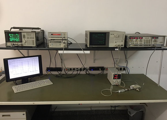 Instrumentos de Medida em RF