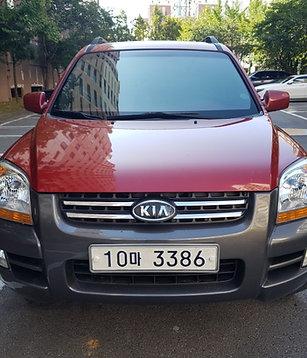 KIA Sportage TLX - 2WD - Sunroof
