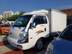 Hyundai Porter Freezer Honduras Nicaragua From Korea