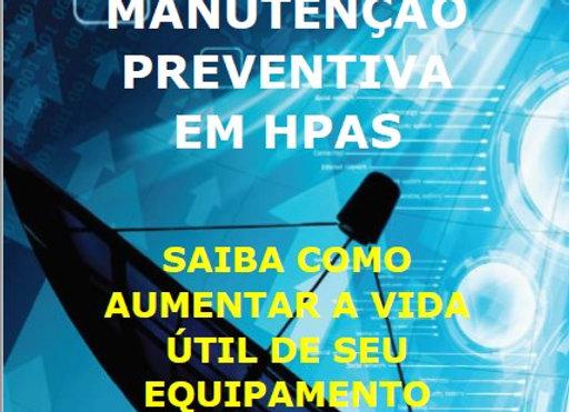 E-book Manutenção Preventiva em HPAs