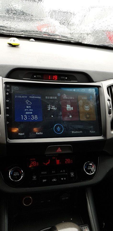 Bluetooth, wifi, Audio system, used car