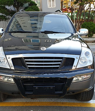 SSANGYOUNG REXTON 4WD