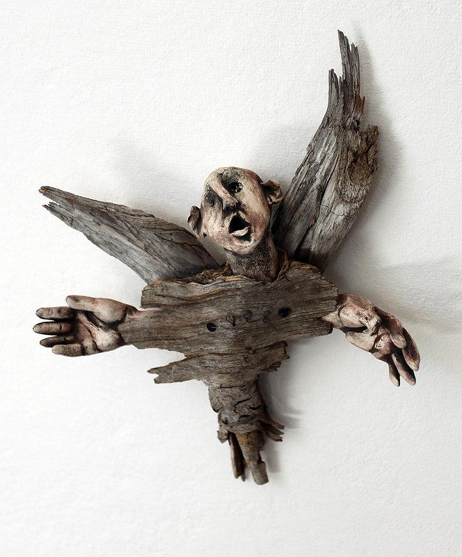 Guardian Angel - artwork by Judith Ann Cooper