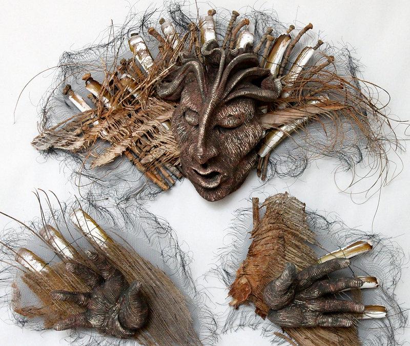 Shaman - artwork by Judith Ann Cooper