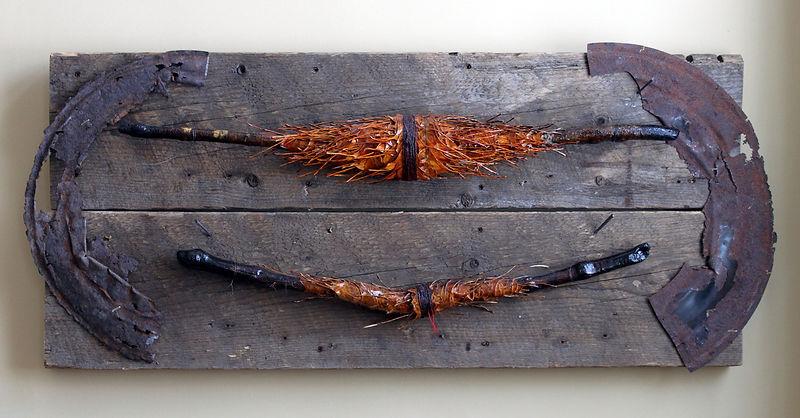 Ginkgo Bundles - artwork by Judith Ann Cooper