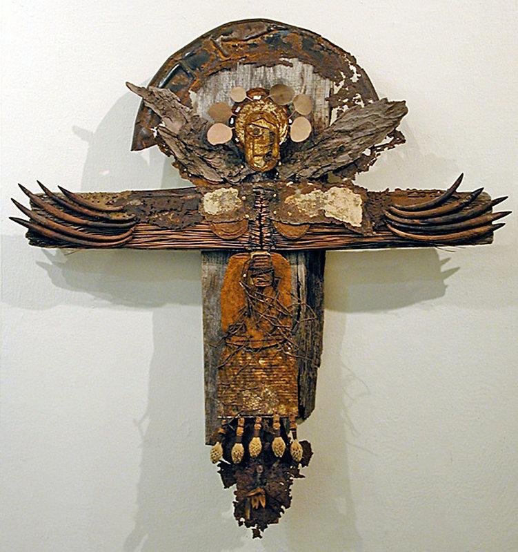 Winged Messenger - artwork by Judith Ann Cooper