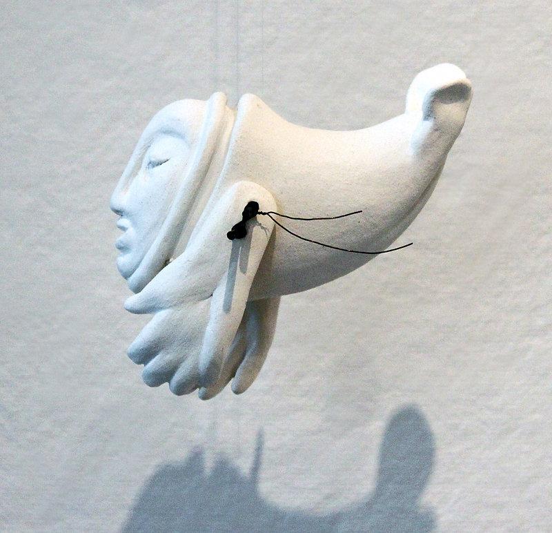 Sedna Spirit - artwork by Judith Ann Cooper
