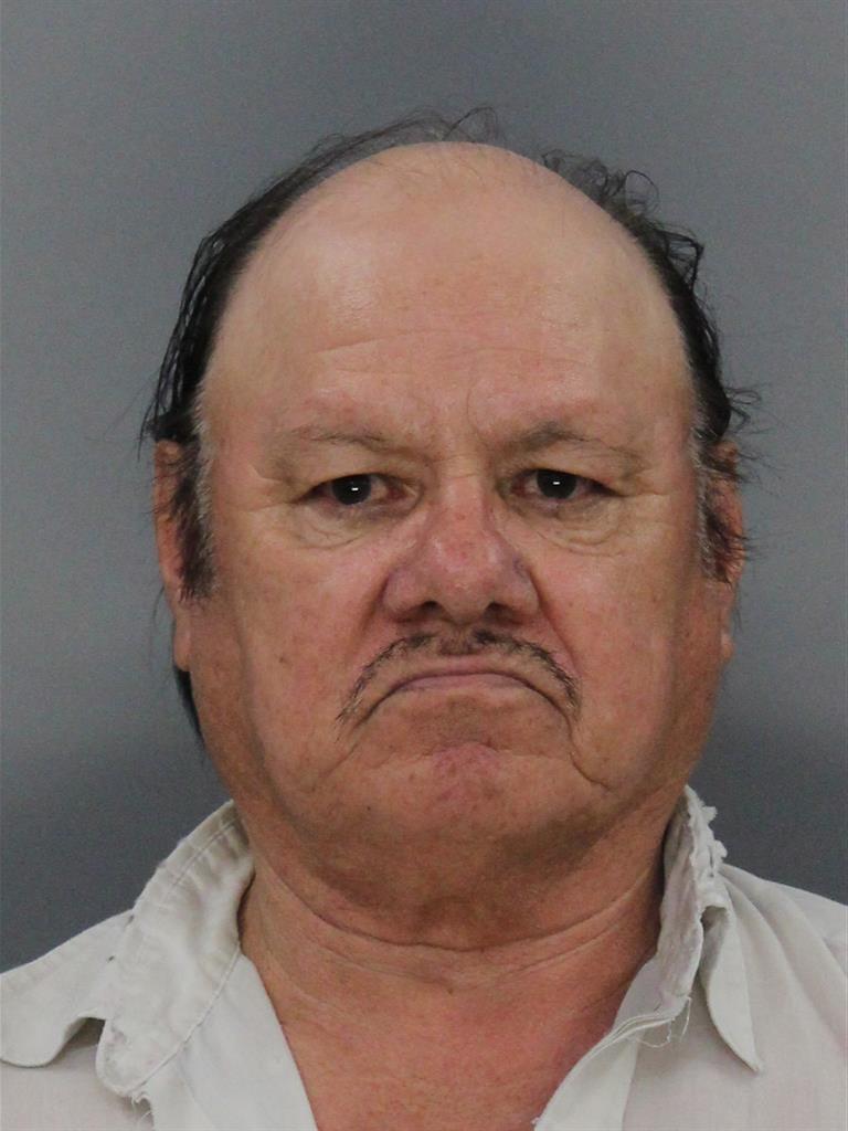 Luis Borjon-Marquez, 69. Photo via Buffalo County Corrections.