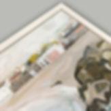 Jam & Ginger painting St Ives detail fra