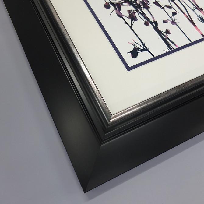 Double Framing Artwork