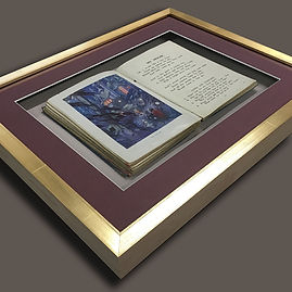 Book framing 2 by English Framing Co pic