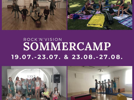 SOMMERCAMPS 2021