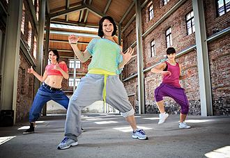 Tanz mit uns - LATIN DANCE Part 2