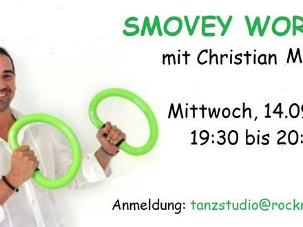 SMOVEY WORKOUT mit Christin Mathias