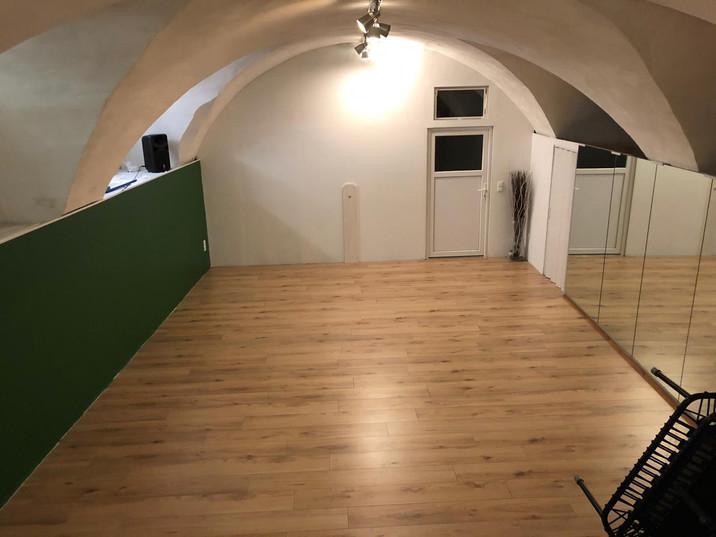 Raum für 45 m2
