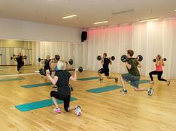 Kleiner Trainingsbereich Aldiana Ampflwa