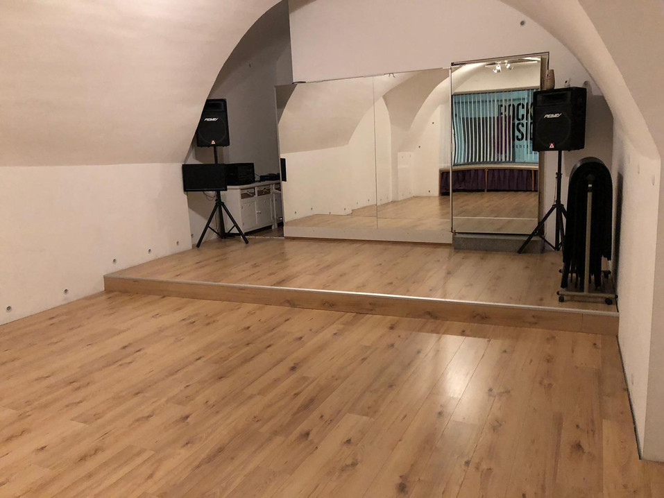 Raum mit 45 m2