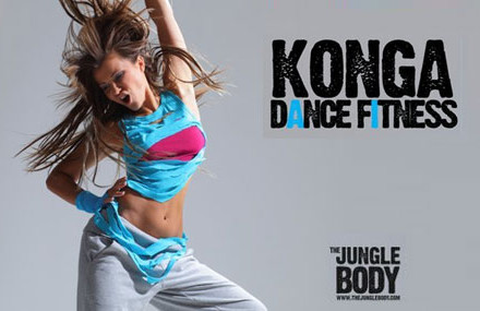 JUNGLE BODY - KONGA