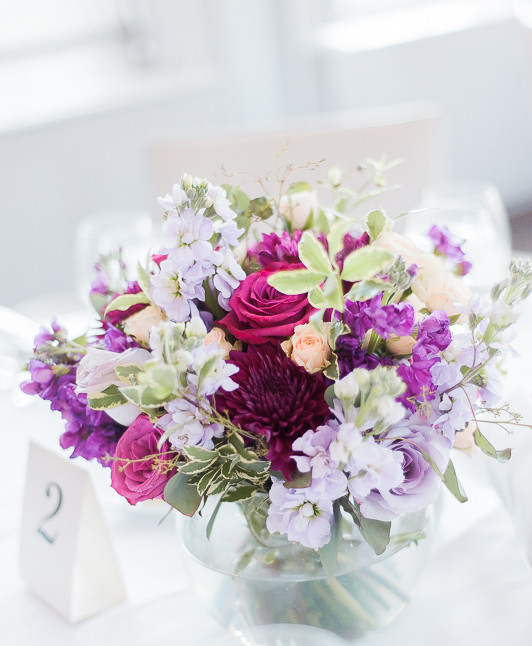 purple textural low centerpiece.jpg