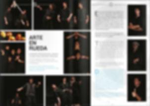 Un recorrido por nuestra trayectoria artística. Una página dedicada a dar a conocer todos nuestros trabajos teatrales. No solo idicando que espectáculos hemos realizado sino que también habla del éxito en Mallorca, Barcelona y Madrid