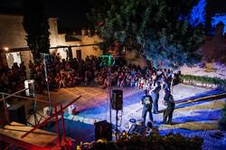 Improvisación en Palma de Mallorca