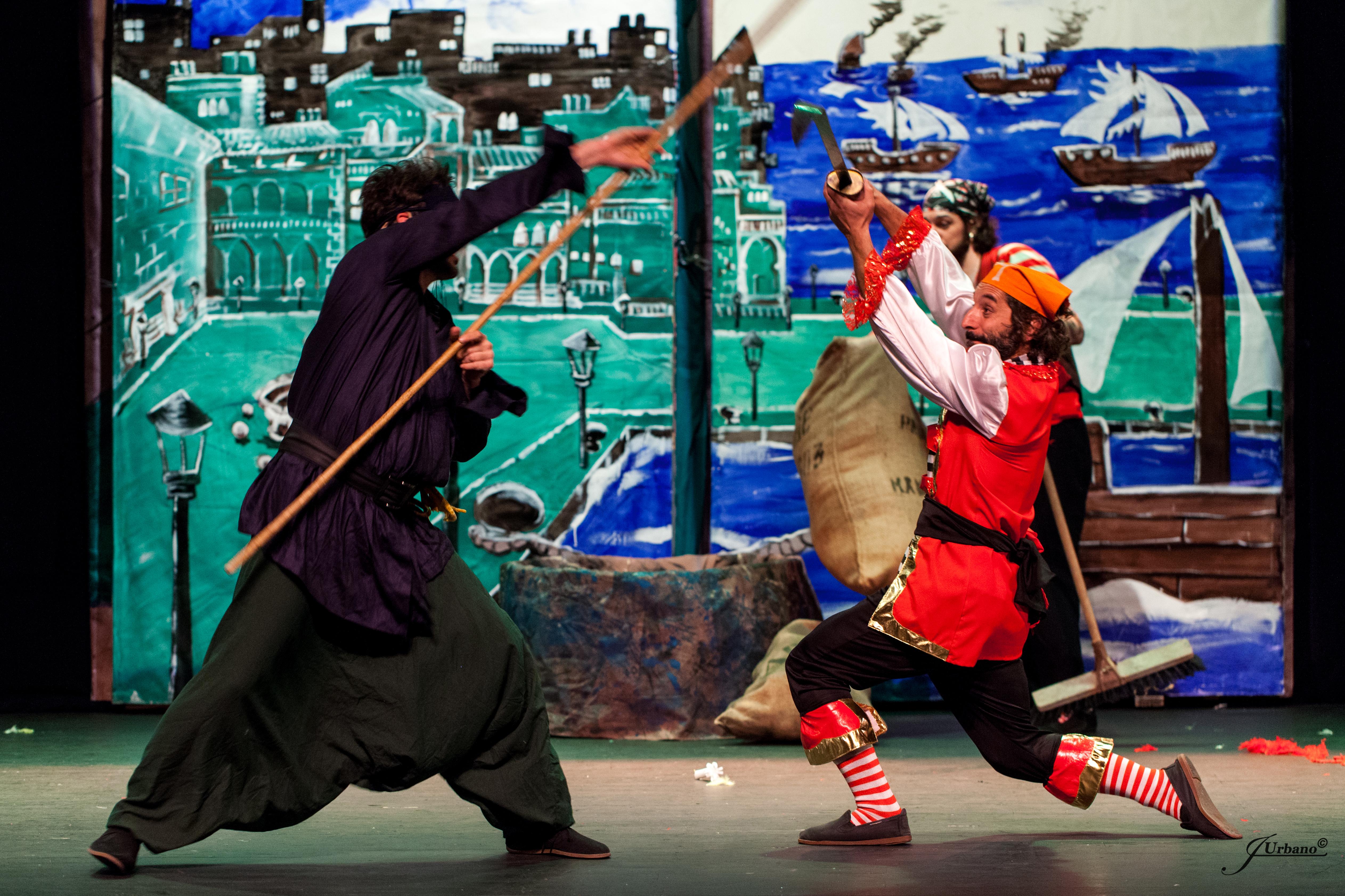 Piratas Isla de las calaveras