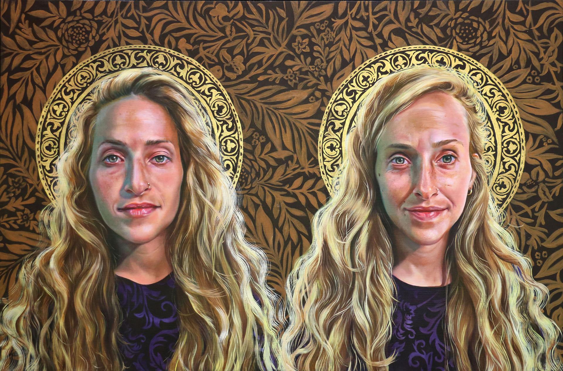 saintly twins