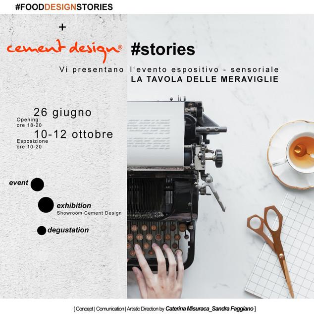 CEMENT DESIGN STORIES