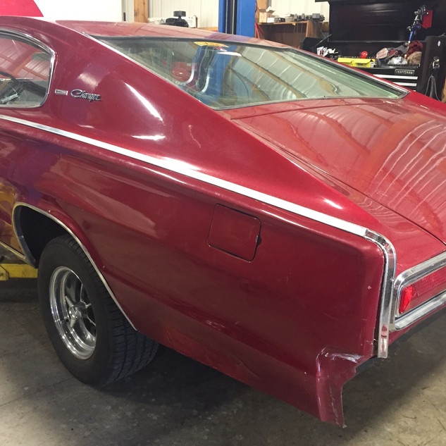 1967 CHARGER