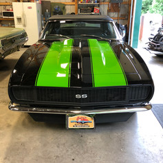 1967 CHEVY CAMARO SS (AFTER)