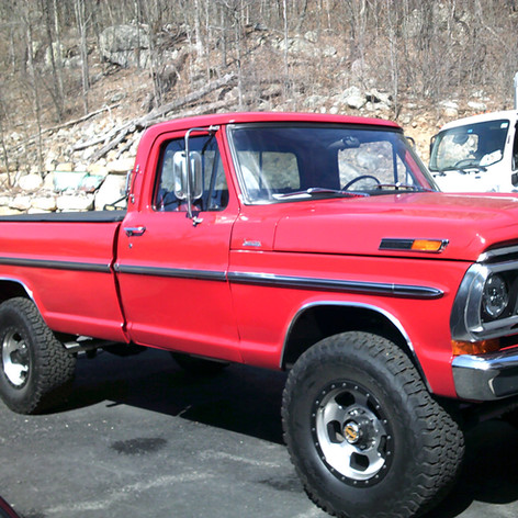 1972 FORD F-250 (AFTER)