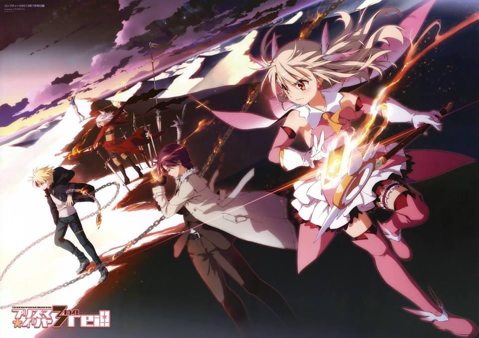 Resultado de imagen para Fate/Kaleid Liner Prisma Illya 3rei!!