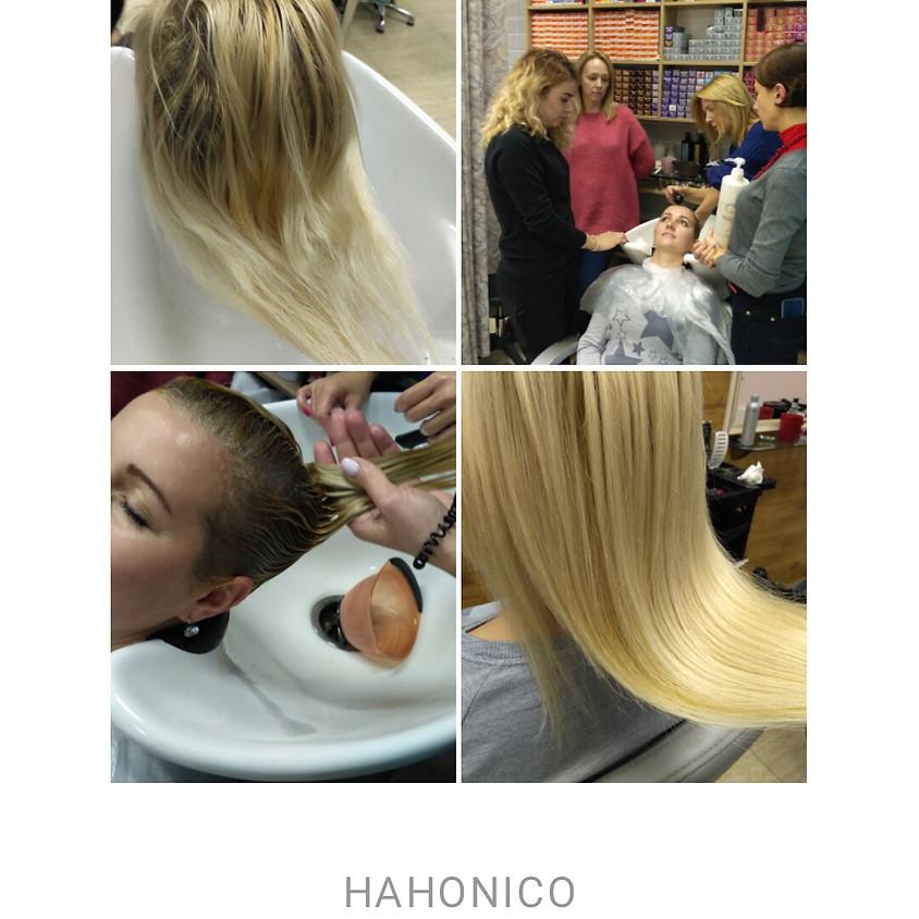 Hahonico реконструкция волос