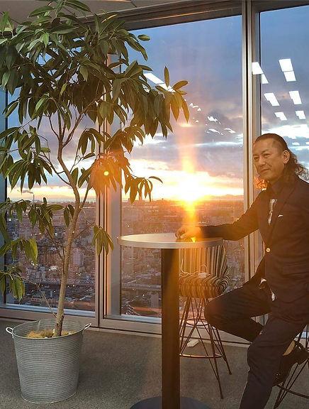 основатель Hahonico Yoshiaki Sakai президент компании Hahonico