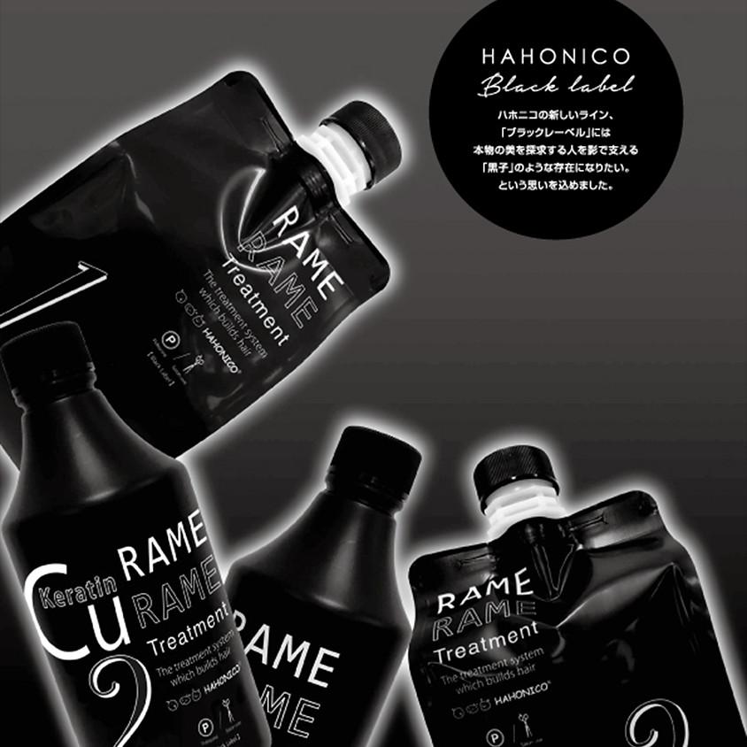 Rame Rame Black Label + Keratex