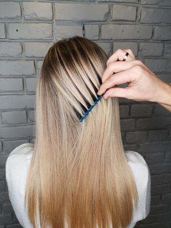 реконструкция волос Hahonico
