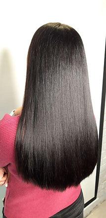 hahonico выпрямление волос